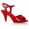 BELLE-309 Red Patent